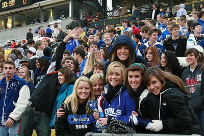 #1CVCA Mens Soccer (2) v #5 Dayton Carroll (3) 2008 D2 State Final 2OT Shootout