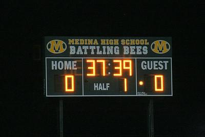 #1CVCA Mens Soccer (3) v #4 Bay Village (1) 2008 D2 State Semi-final