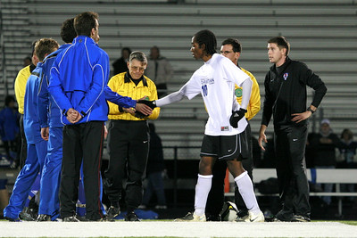 CVCA Men's Soccer (4) v. Gilmour (0) OHSAA D3 Chardon District Final