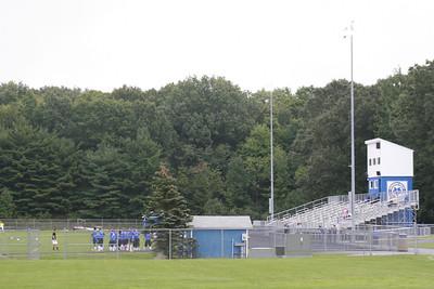 CVCA Boy's Soccer (1) v. Walsh Jesuit (0)