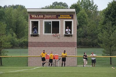 CVCA Boy's Soccer (2) at Walsh Jesuit (1)