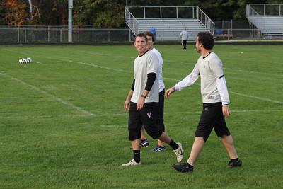 CVCA Boy's Soccer (1) v Hudson (2)