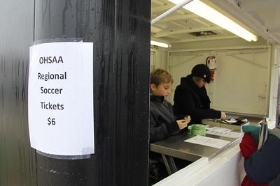 OHSAA D2 Regional Final - CVCA (1) v Univ. School (0)