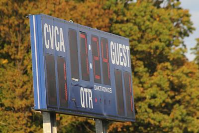 CVCA Boy's Soccer (2) v Hudson (1)