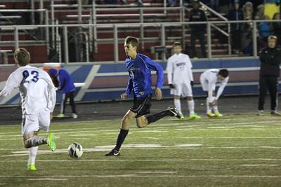 CVCA Boys Soccer (1) v Revere (2)