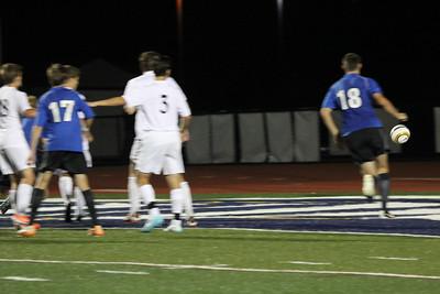 CVCA Boys Soccer (3) v. Hudson (1)