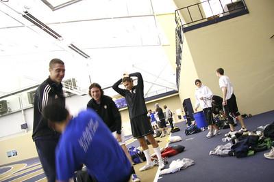 Iron Sharpens Iron Christmas Tournament 2009