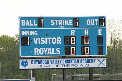 CVCA Baseball 2009