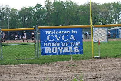CVCA Softball 2009