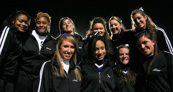 CVCA Football 2008 Playoffs v Youngstown Cardinal Mooney @ YSU 6-14 L