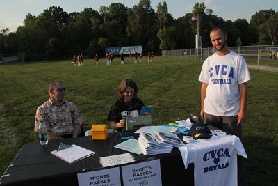 CVCA Football 2012 Opening Night
