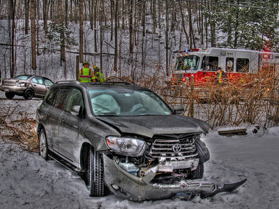 1-23-12 Mutual-Aid MVA With Injuries, Route 9