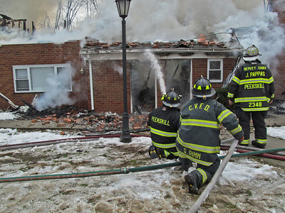 MA Structure Fire, City of Peekskill 3-21-13