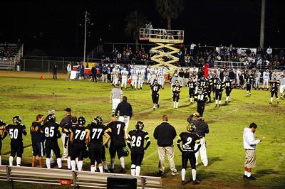 10/22/2004 - Capo Football Game