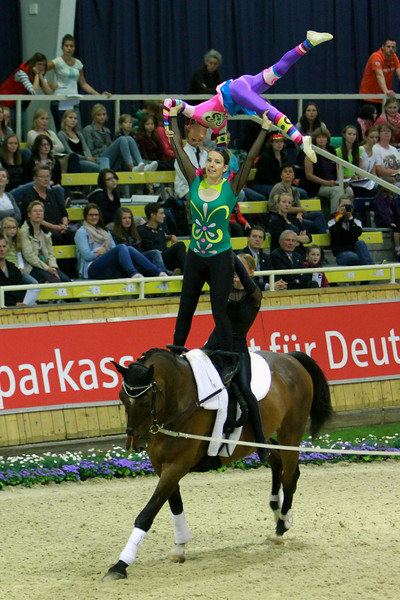 Uppsala vaulting team
