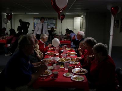 CVLC Valentine's Dinner 2009