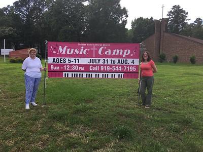 Music Camp, Summer 2017