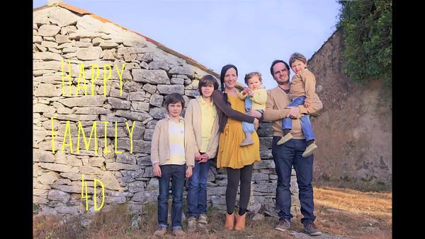 Happy Family 4D