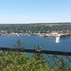 East Bluff Lookout, Gore Bay.