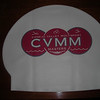 CVMM Latex Swim Cap - $5.<br /> Non-slip, but they don't last as long as silicone...
