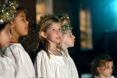 Children's Christmas Program 2007