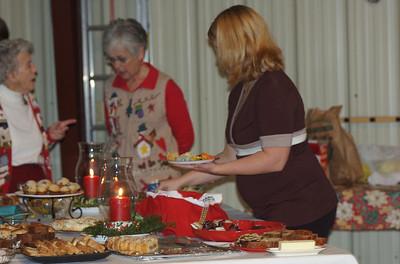 Christmas Tea 2007