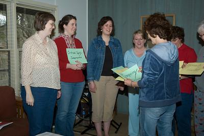 Women's Retreat Spring 2008