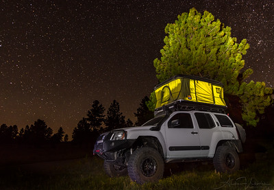 Cascadia Vehicle Tents