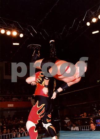 CW Anderson ECW photos