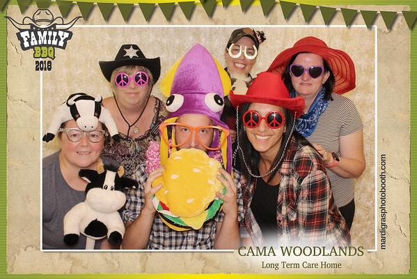 Cama Woodlands Family BBQ 2018