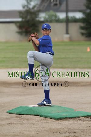 Minors ~ Mets vs Dodgers