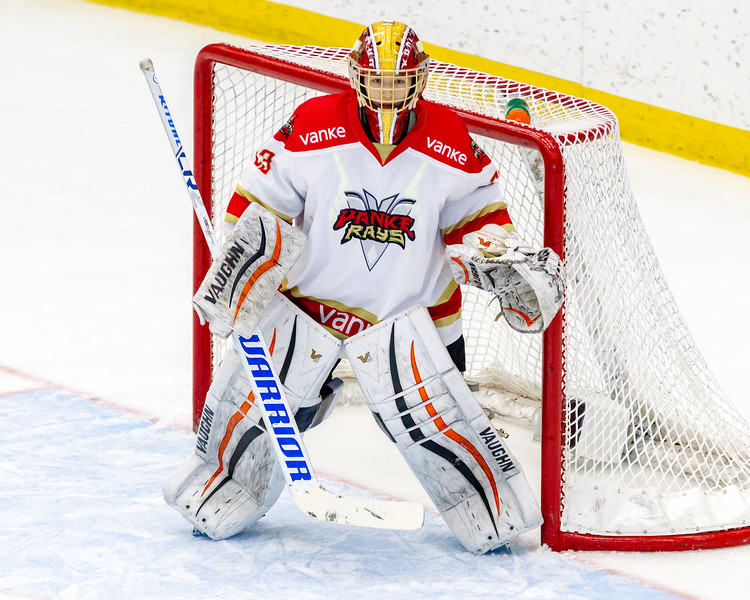 October 21, 2018 - Winsport, Calgary, AB - The Shenzhen Vanke faced the Calgary Inferno for the second game of a two game series at the Markin MacPhail Centre.