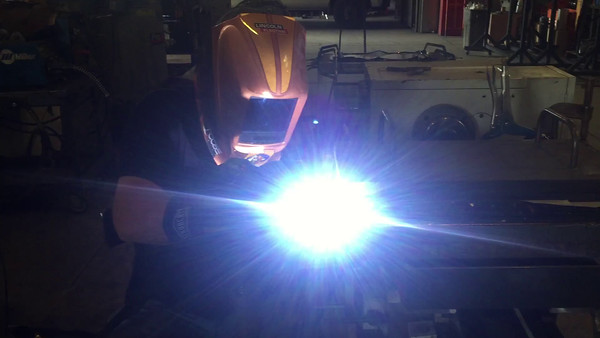 Josh Tig Welding Stainless Steel to Carbon Steel For DOT
