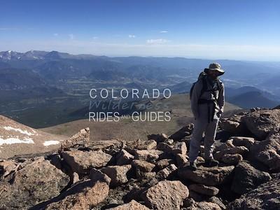 Alex - Longs Peak and Fly Fishing
