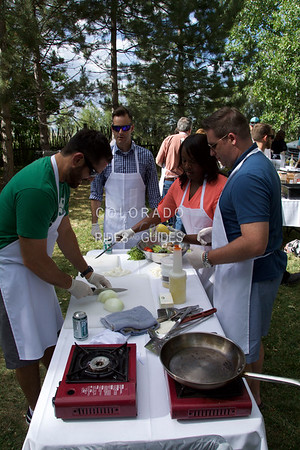 Iron Chef Event