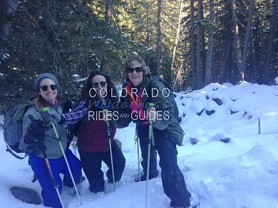 2016 11 26 Pantoni snow shoe trip