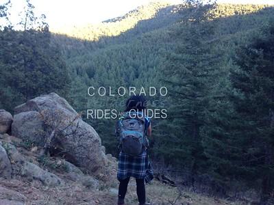 2016 10 26 Sharron Hernandez Hike Green Mountain