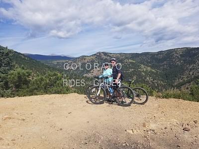 2018 08 05 Austin-Switzerland Trail Bike Descent