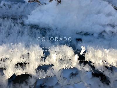 October 15 2018 surface hoar event - crystal photos