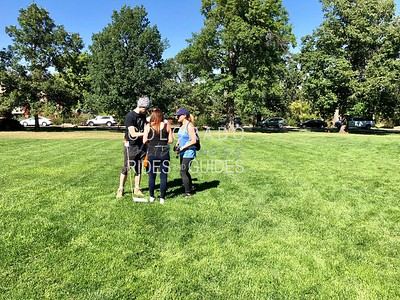 September 14 2018 Knighted Orienteering