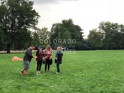 September 5 2018 Tyler Tech Orienteering