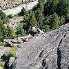 Nathan Charapata Full Day Climb 7/14/19