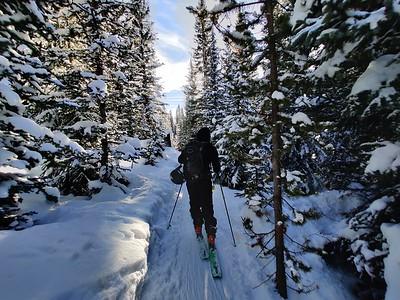 2020 01 04 Gravely Full Day Ski