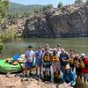 Munaco Bachelor Party Rafting Trip