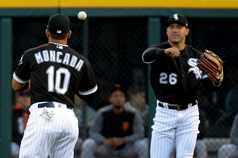 San Francisco vs Chicago White Sox