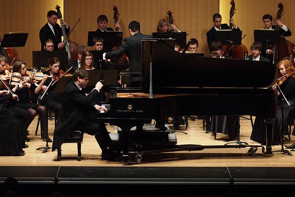 CWU Orchestra w/ soloist E. Zilberkant