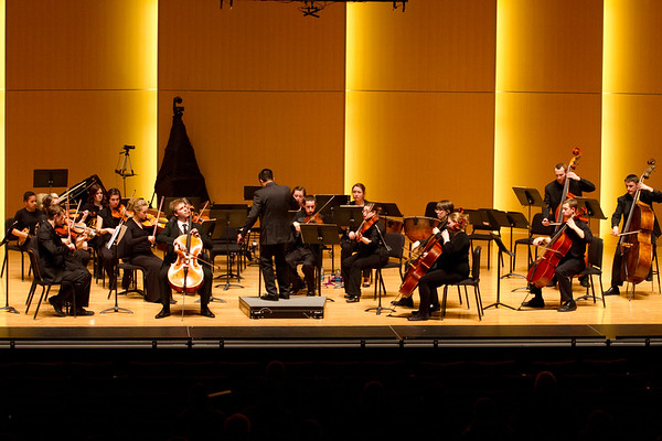 Chamber Orchestra and Alder Street Quartet