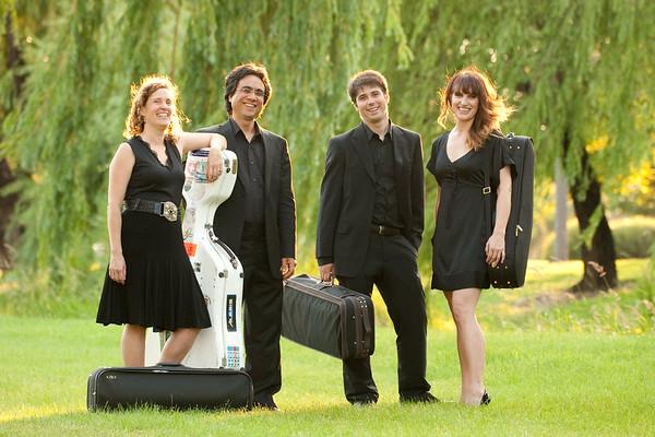 Kairos Quartet 2012