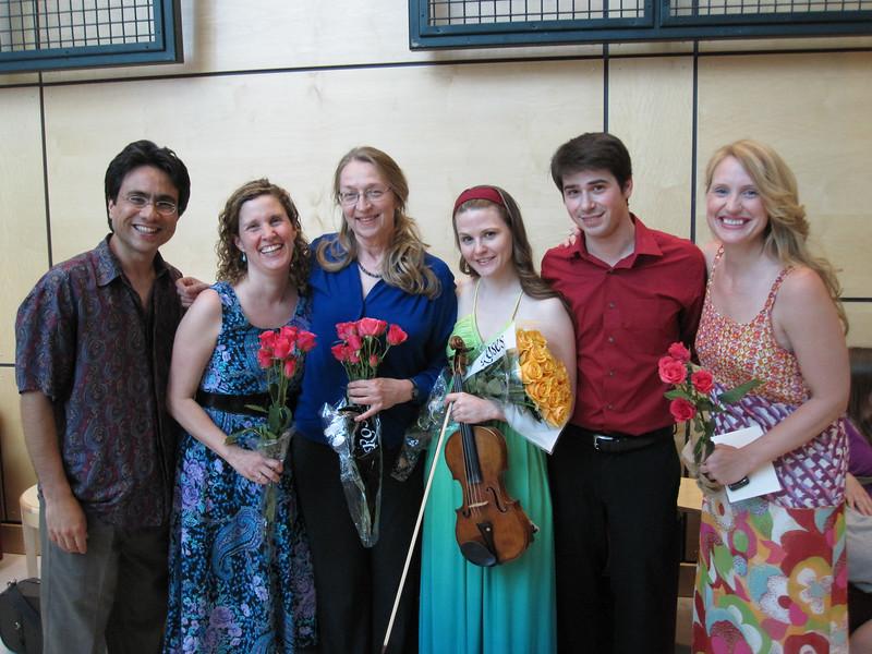 post Four Seasons concert