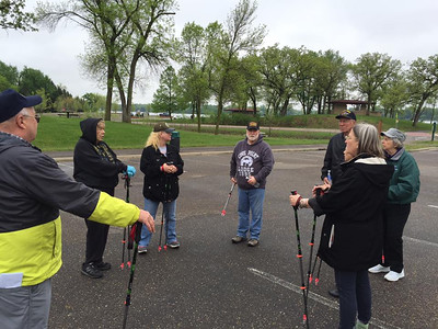St. Paul Veterans CXC Nordic Pole Walking Program
